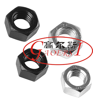 hex nuts, tuercas hexagonales
