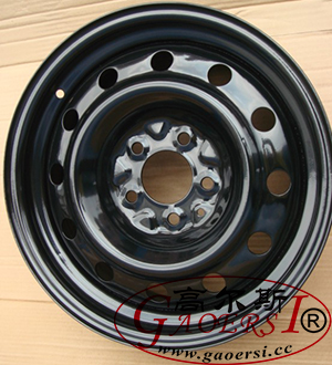Trailer steel wheel 14×4.50E , 14×4.5J, 14×5, 14×5J 14×5.5, 14×5.5J, 14×6, 14×6J