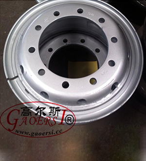 Tubeless Steel Wheels, auto wheel 19.5×6.00, 19.5×6.75, 19.5×6.75RW, 19.5×7.50
