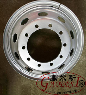 heavy truck wheel 7.25V-20, 7.5-20 7.50V-20,7.5FL-20