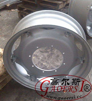 tactor steel wheel 15×13, 16×5, 16×10.5, 16.5×8.25 16.5×9.75, 17.5×10.5, 18×6