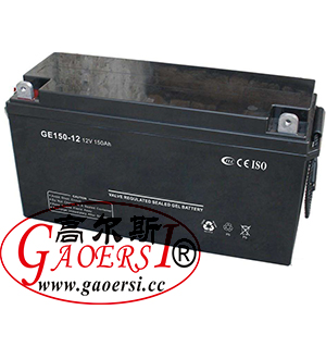 lead acid battery, gel battery