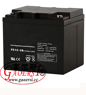 lead-acid battery, Emerson battery